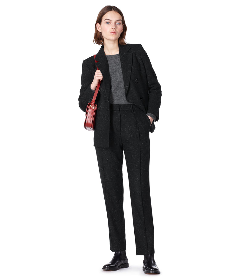 This is the Prune jacket product item. Style LZA-2 is shown.