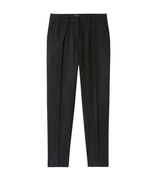 Sandra pants - LZA - Near black