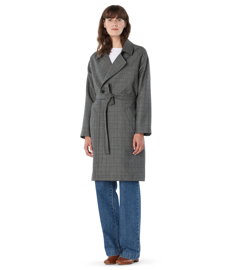 This is the Bakerstreet coat product item. Style PLA-2 is shown.