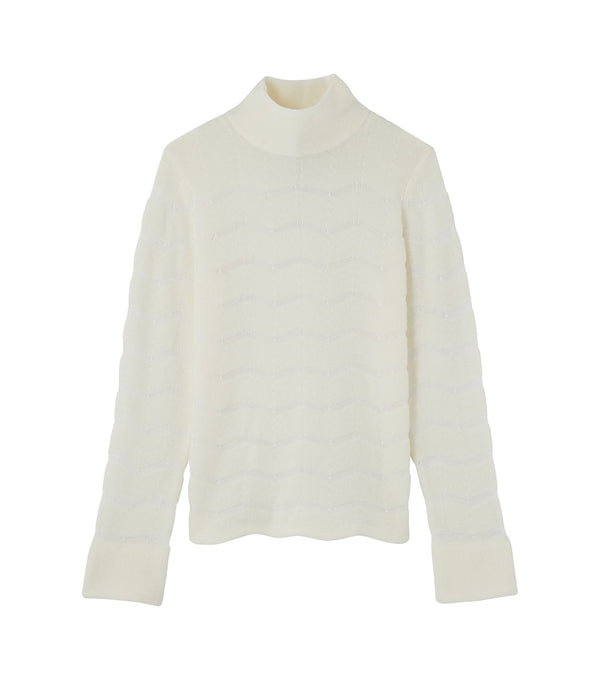Léona sweater - AAC - Off-white