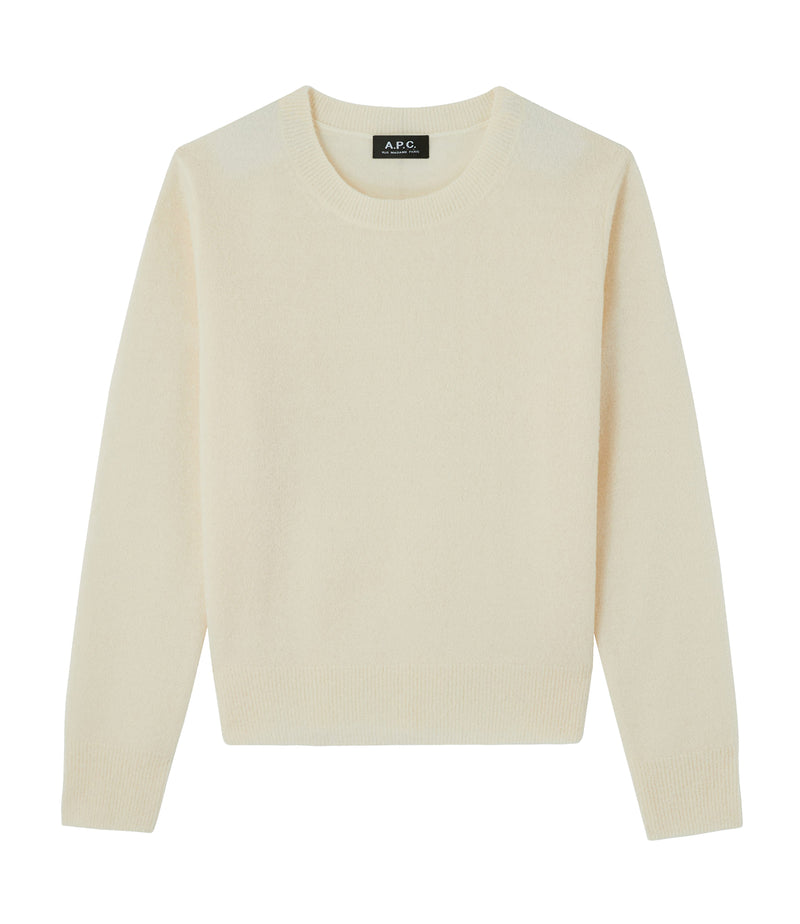 This is the Amalia sweater product item. Style AAD-1 is shown.
