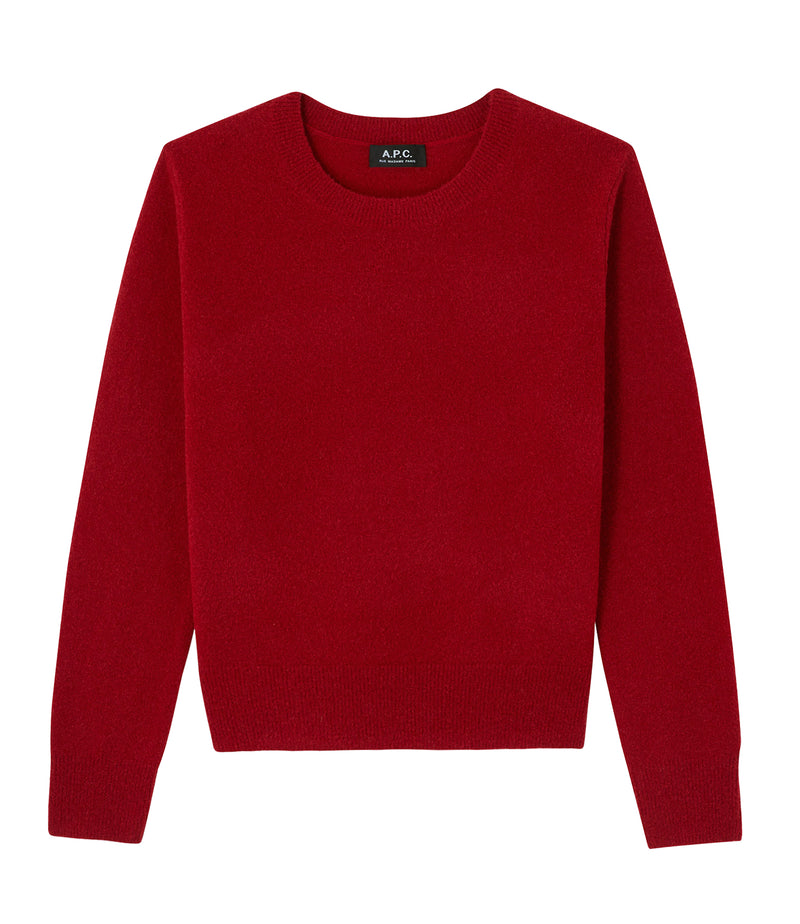 This is the Amalia sweater product item. Style GAA-1 is shown.