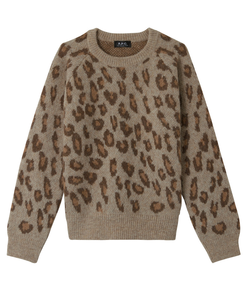 This is the Esther sweater product item. Style CAC-1 is shown.