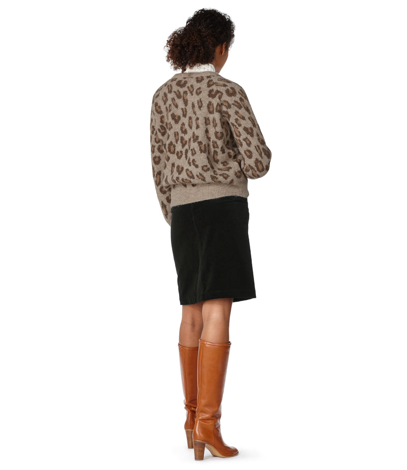 This is the Esther sweater product item. Style CAC-3 is shown.