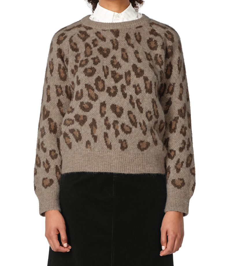 This is the Esther sweater product item. Style CAC-2 is shown.
