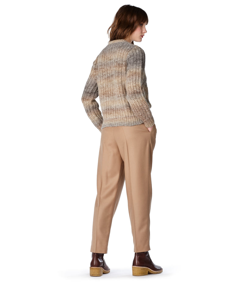 This is the Marianne sweater product item. Style BAA-3 is shown.
