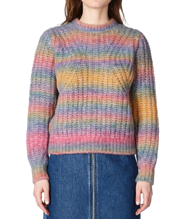 This is the Marianne sweater product item. Style SAA-2 is shown.