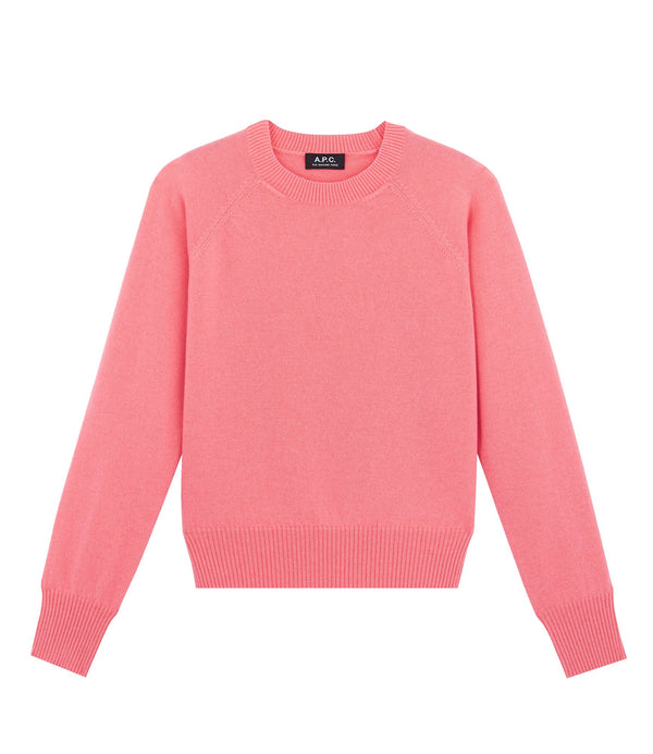Stirling sweater - FAA - Pink