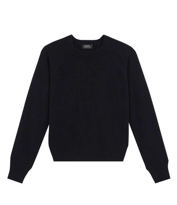 Stirling sweater - LZZ - Black