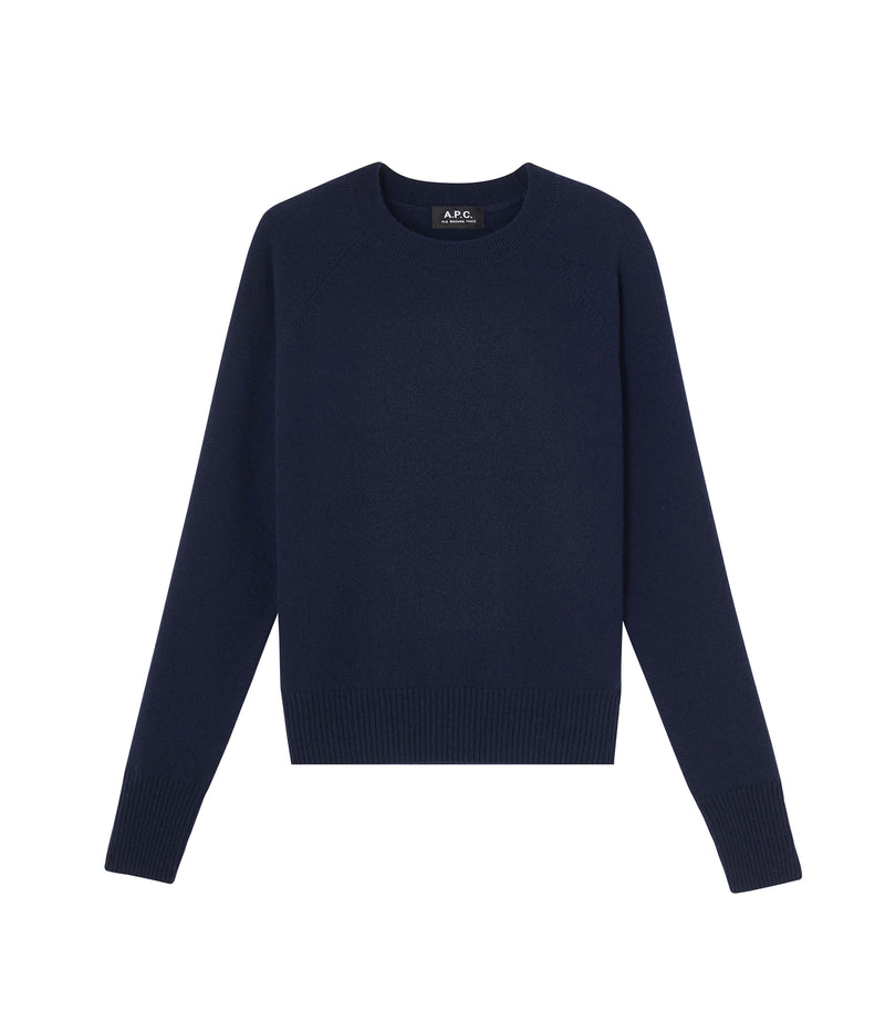 This is the Martha sweater product item. Style IAJ-1 is shown.