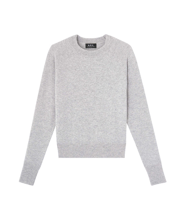 Martha sweater - PLB - Heather gray