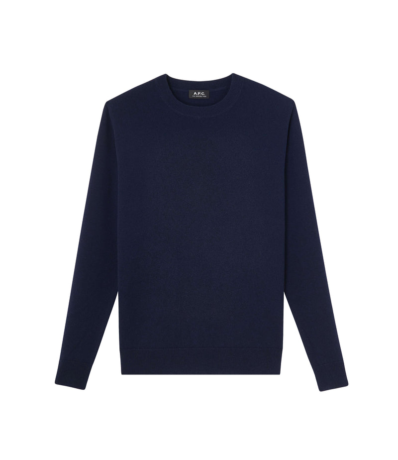 This is the Achille Sweater product item. Style IAJ-1 is shown.