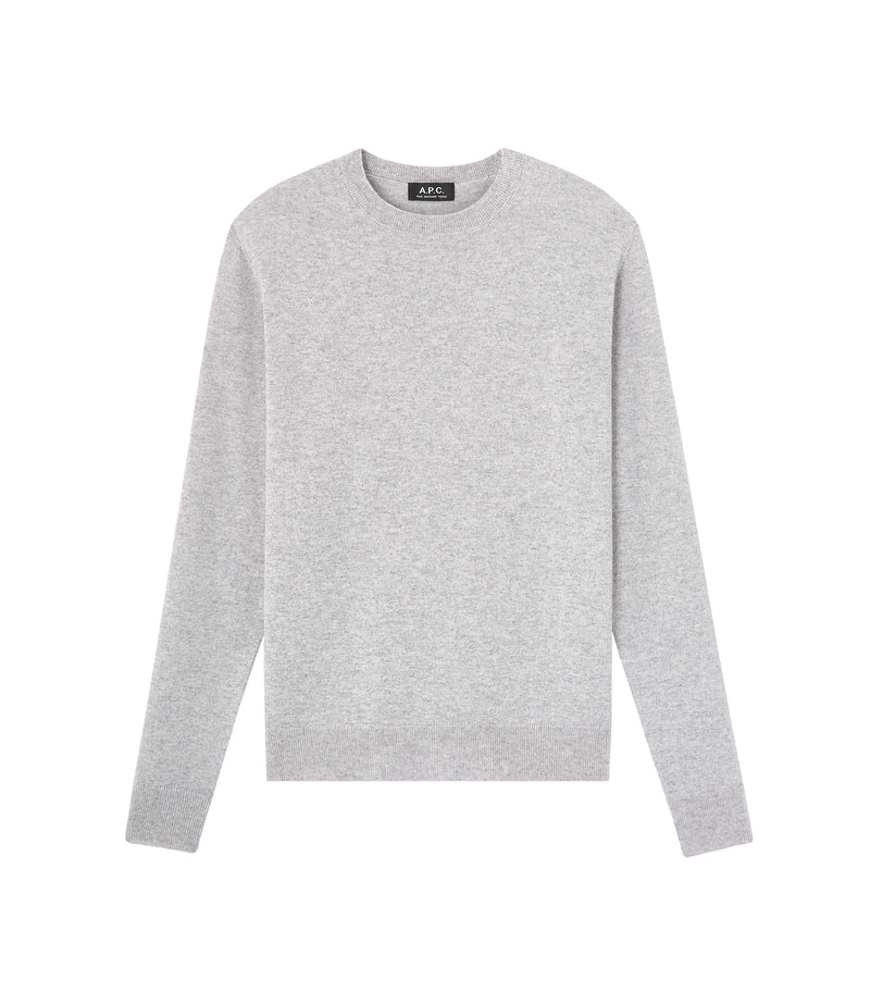 This is the Achille sweater product item. Style PLB-1 is shown.
