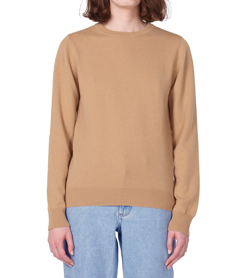 This is the Nola sweater product item. Style BAA-2 is shown.