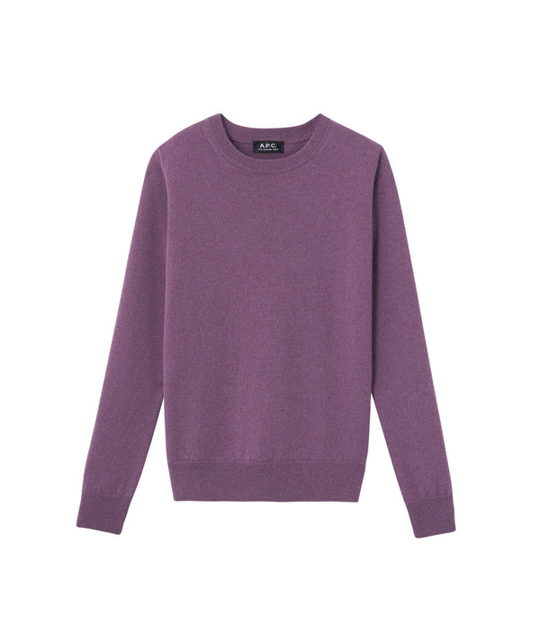 Nola sweater - HAD - Lilac