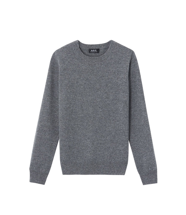 Nola sweater - PLA - Gray