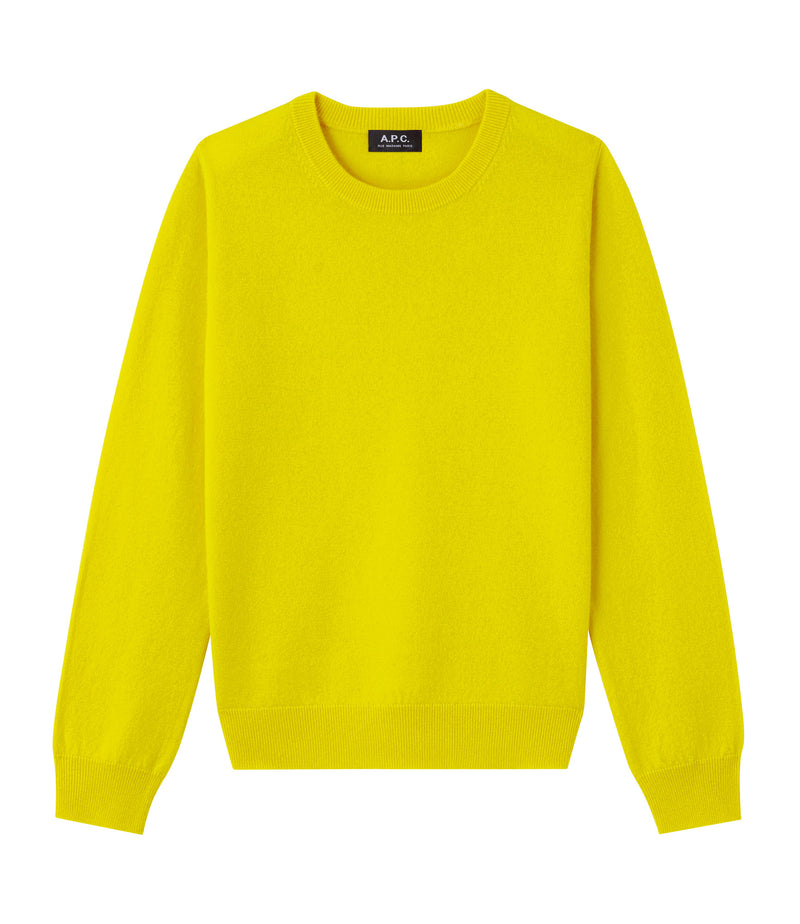 This is the Nola sweater product item. Style DAA-1 is shown.
