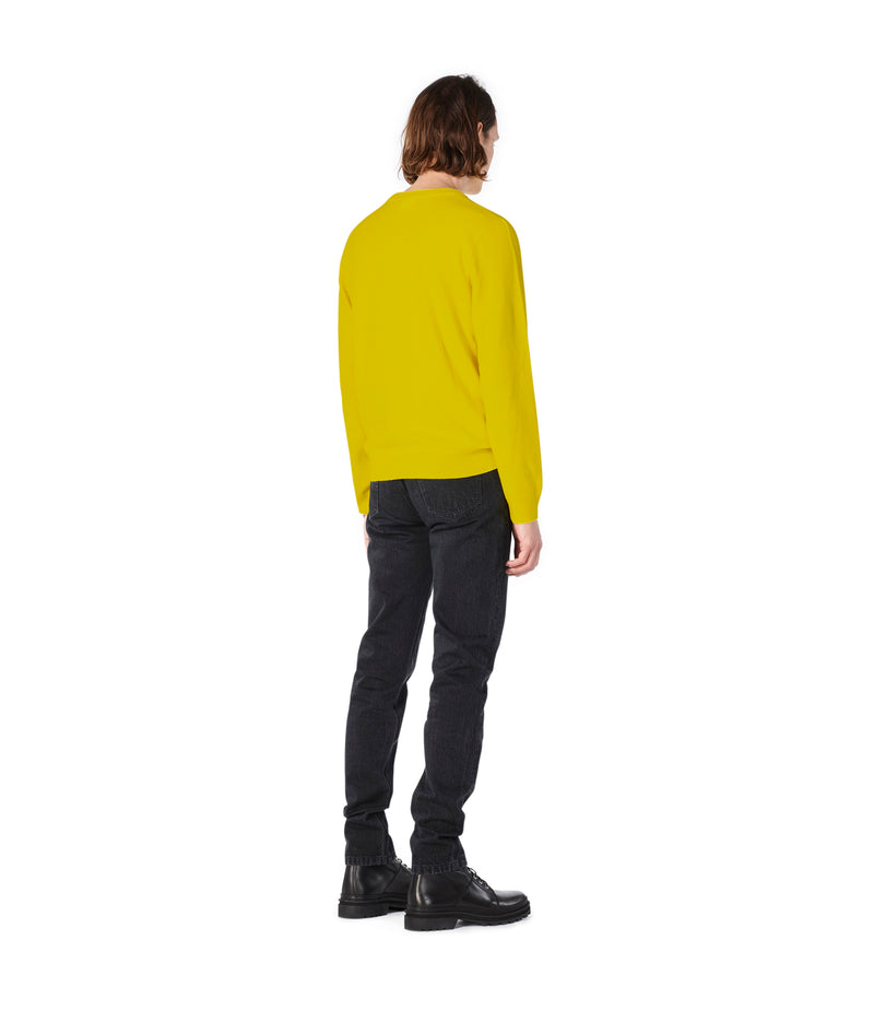This is the Virgile sweater product item. Style DAA-4 is shown.