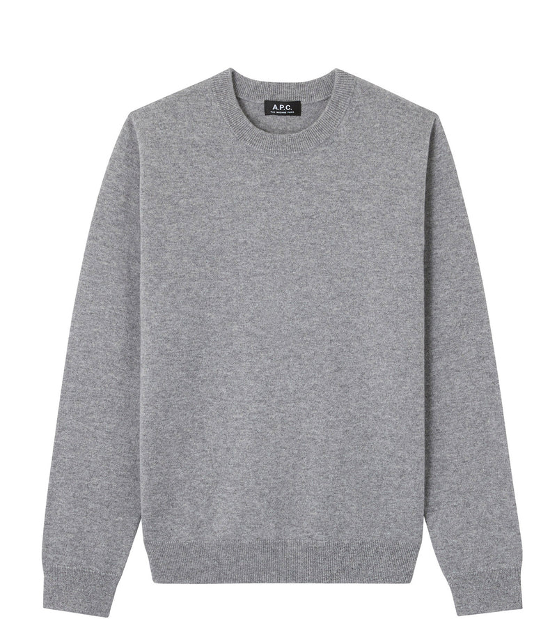 This is the Virgile sweater product item. Style PLB-1 is shown.