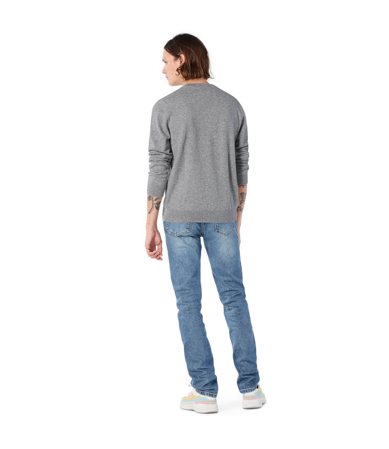 This is the Virgile sweater product item. Style PLB-4 is shown.