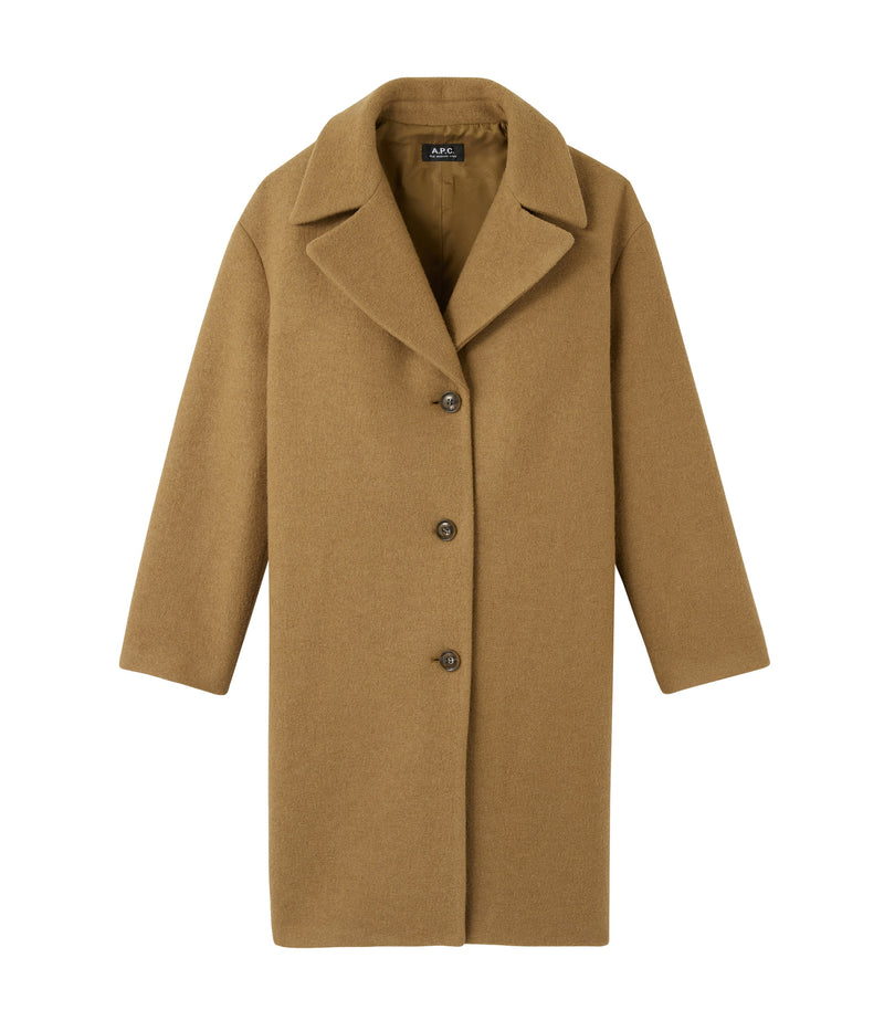 This is the Ninh coat product item. Style CAB-1 is shown.