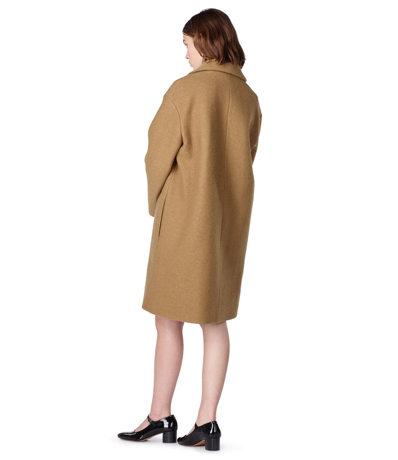 This is the Ninh coat product item. Style CAB-3 is shown.