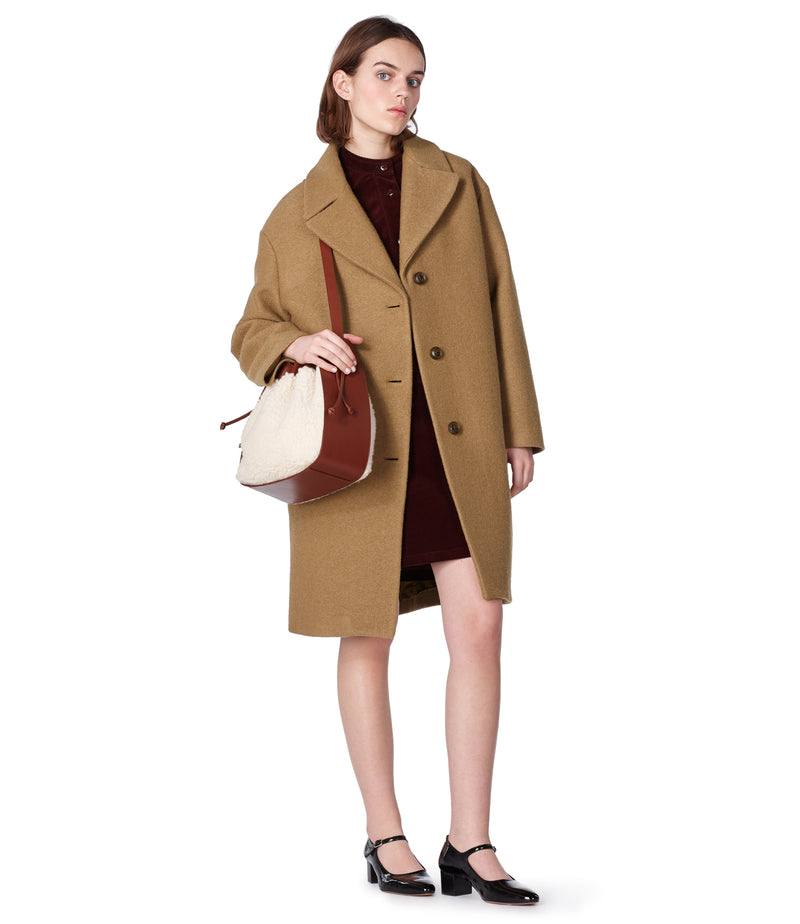 This is the Ninh coat product item. Style CAB-2 is shown.