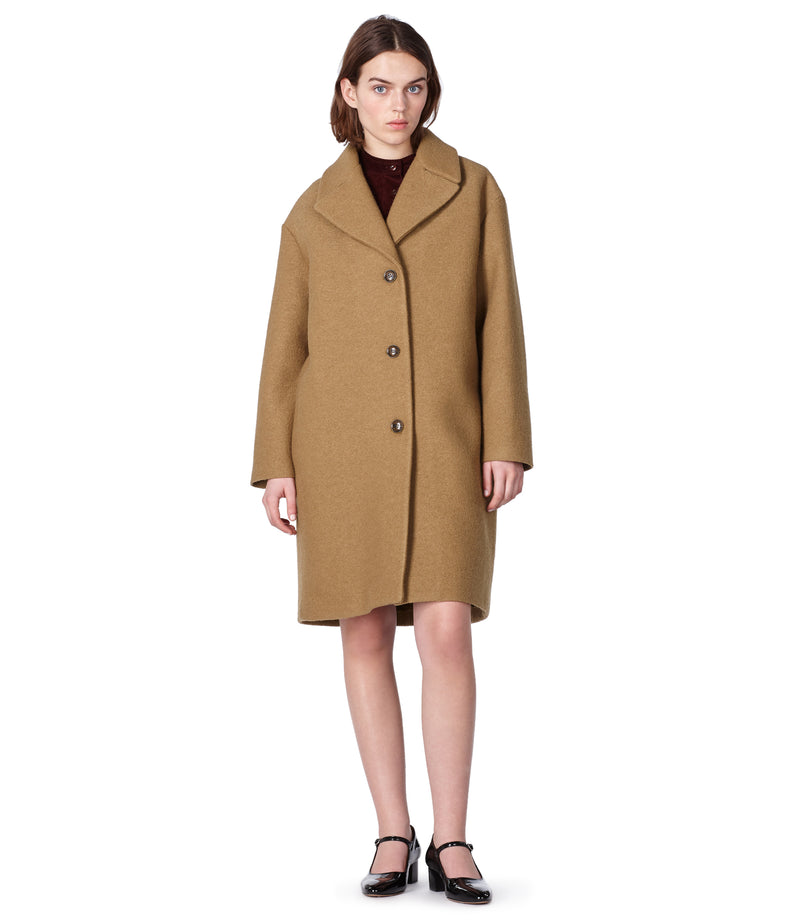 This is the Ninh coat product item. Style CAB-4 is shown.