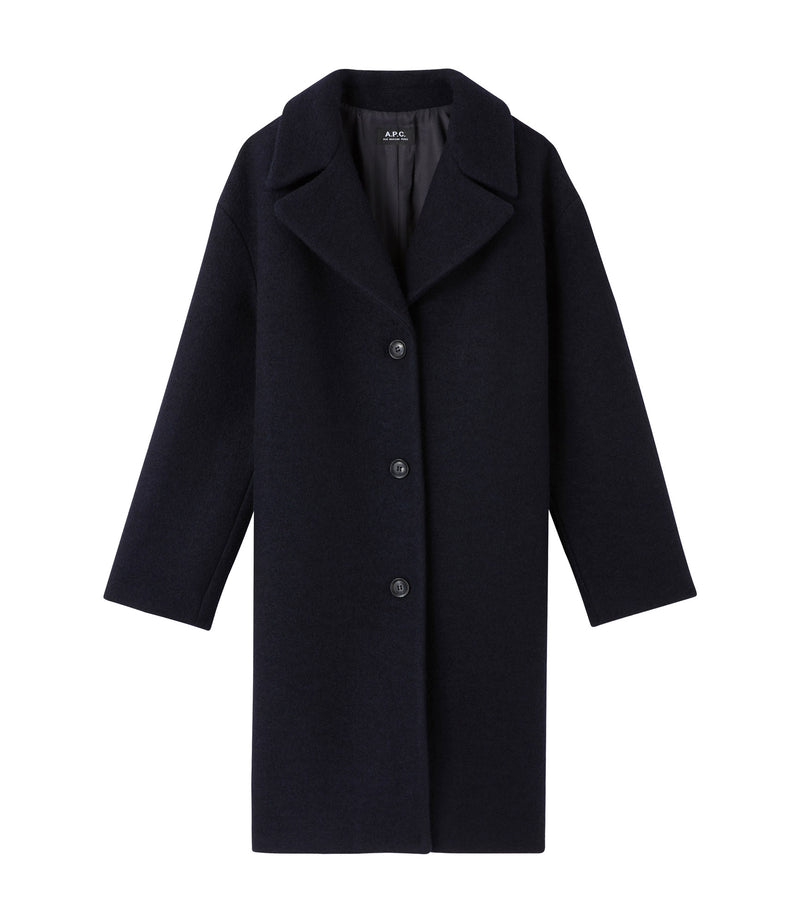 This is the Ninh coat product item. Style IAJ-1 is shown.