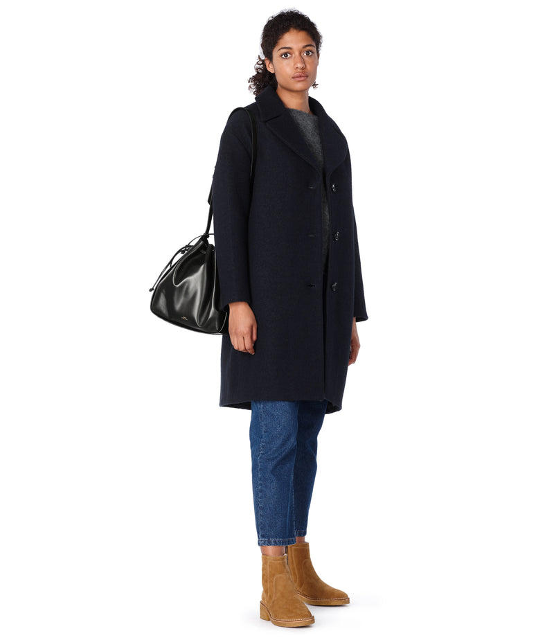 This is the Ninh coat product item. Style IAJ-2 is shown.