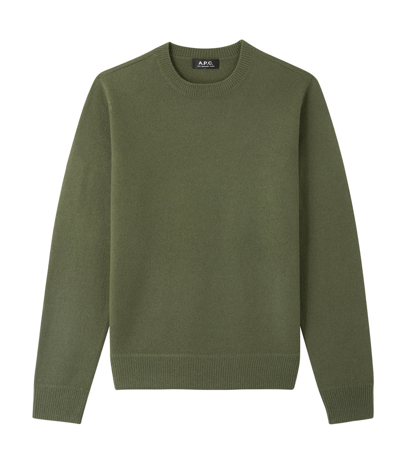 This is the Han sweater product item. Style JAC-1 is shown.