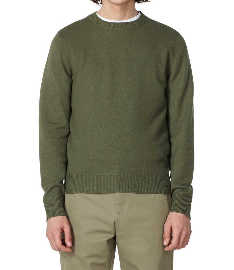 This is the Han sweater product item. Style JAC-2 is shown.