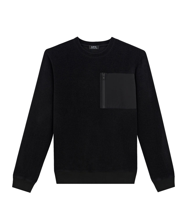 This is the Club sweatshirt product item. Style LZZ-1 is shown.