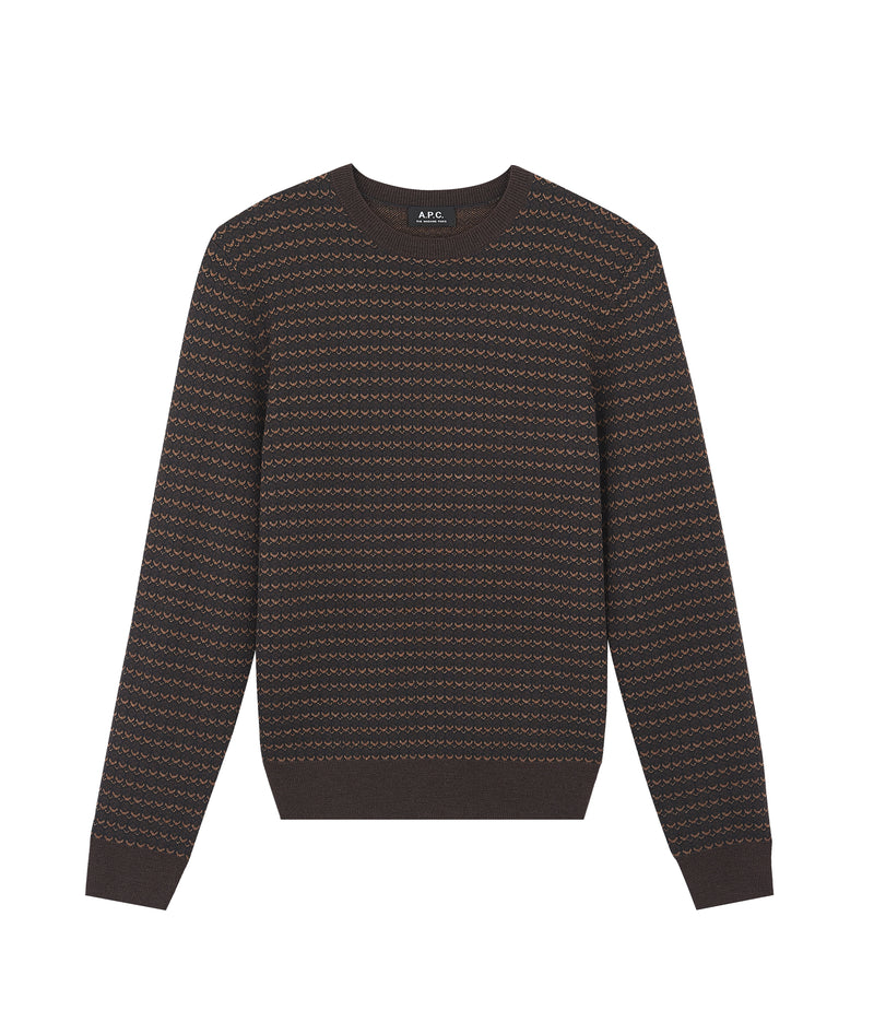 This is the Dito sweater product item. Style PCA-1 is shown.