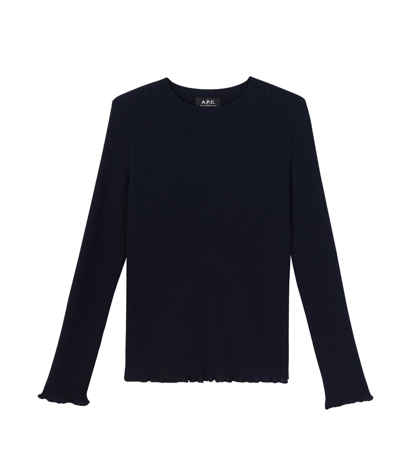 This is the Lady sweater product item. Style IAK-1 is shown.