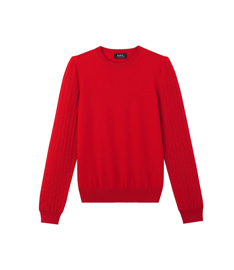 This is the Natacha sweater product item. Style GAA-1 is shown.