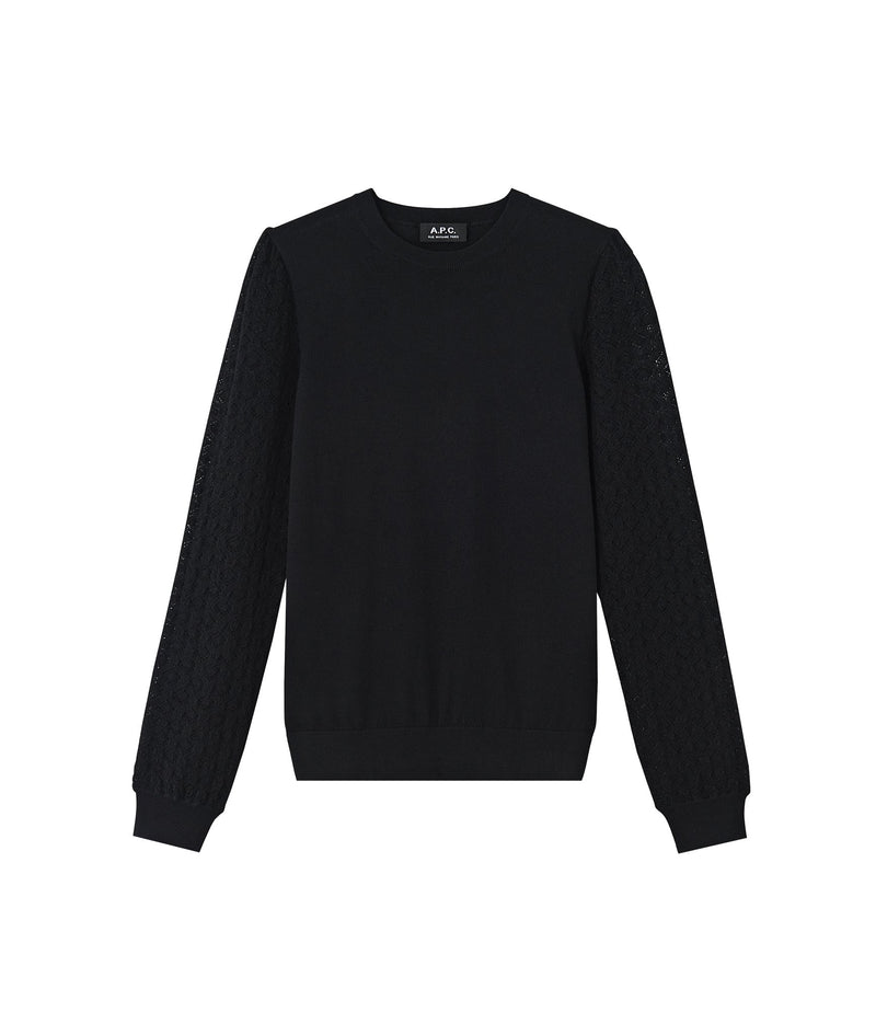 This is the Natacha sweater product item. Style LZZ-1 is shown.