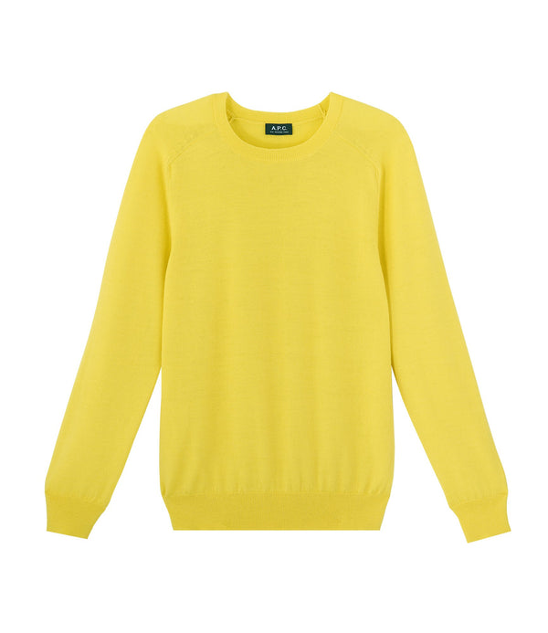 Eddy sweater - DAA - Yellow