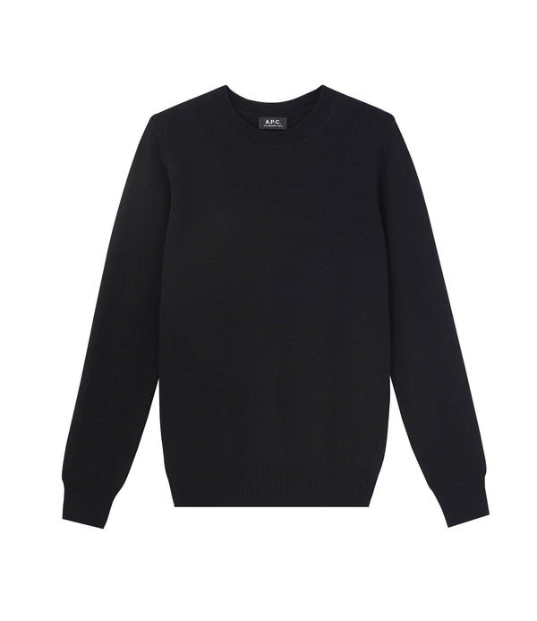 Colin sweater - LZZ - Black