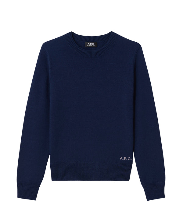 Ésmé sweater - IAH - Dark blue