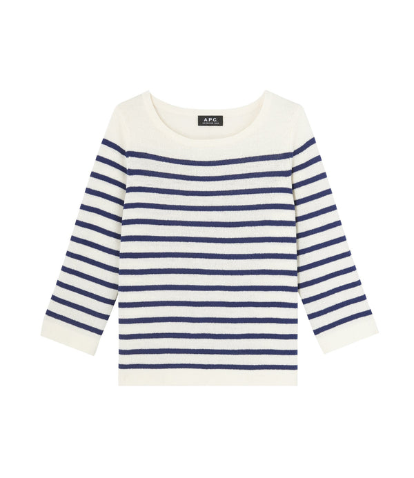 Claudine sweater - AAD - Ecru