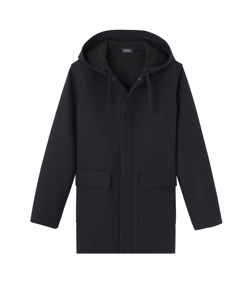This is the Ben parka product item. Style IAJ-1 is shown.
