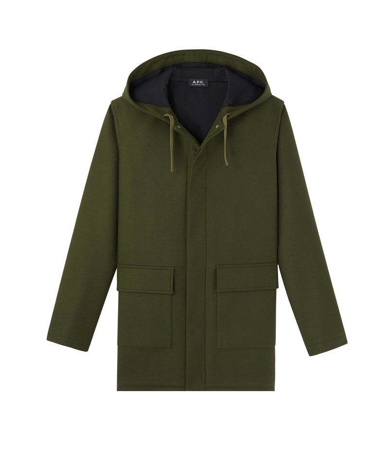 This is the Ben parka product item. Style JAC-1 is shown.
