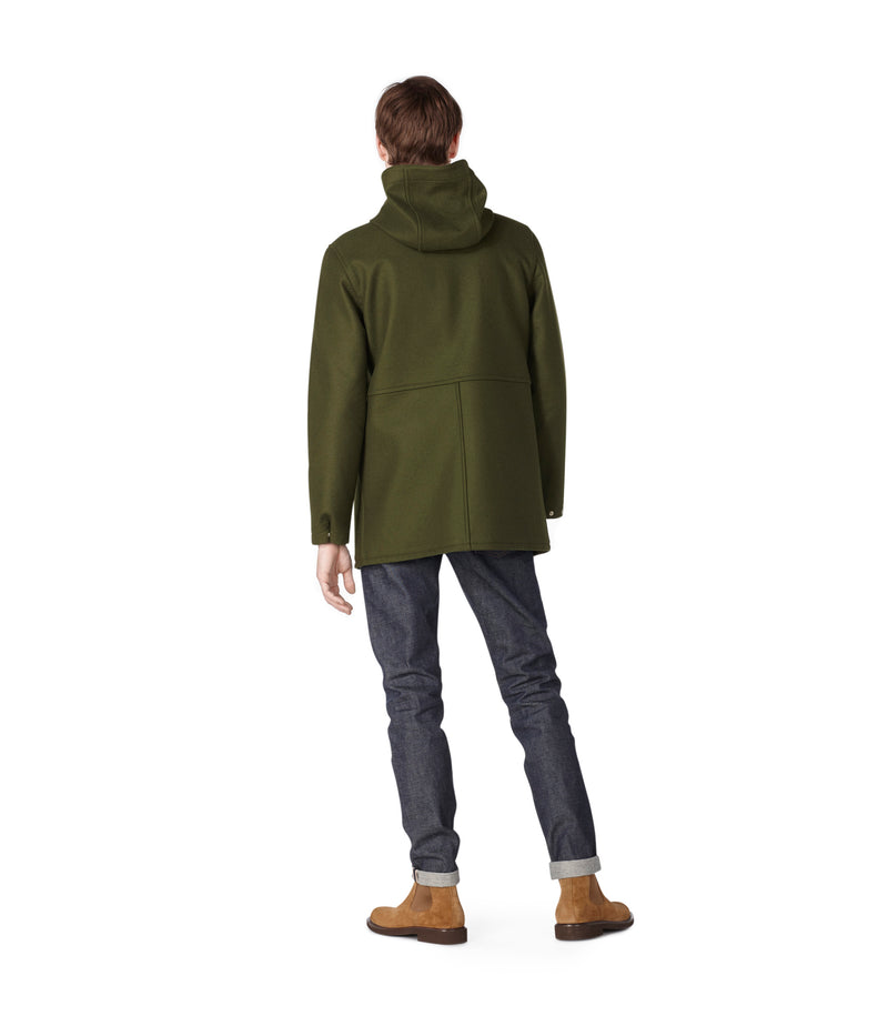This is the Ben parka product item. Style JAC-3 is shown.