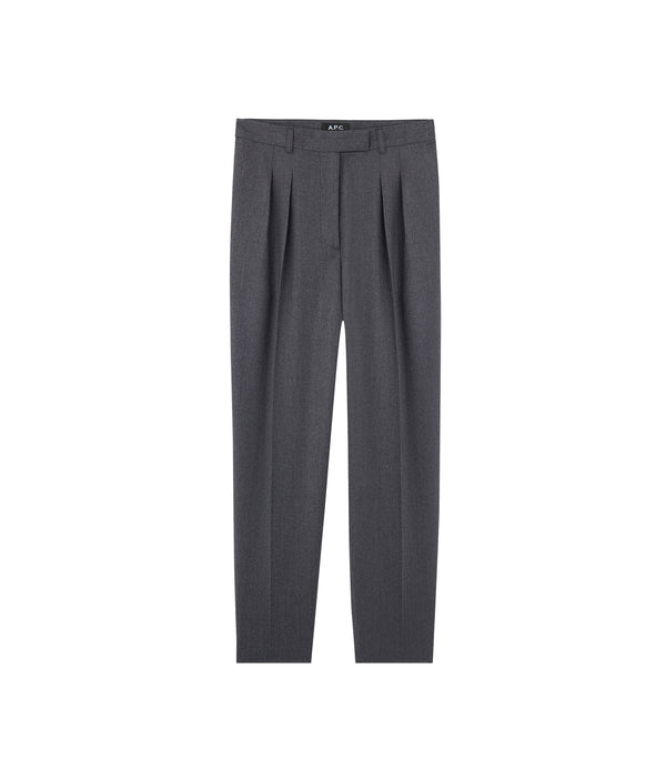 Cheryl pants - PLA - Heather gray