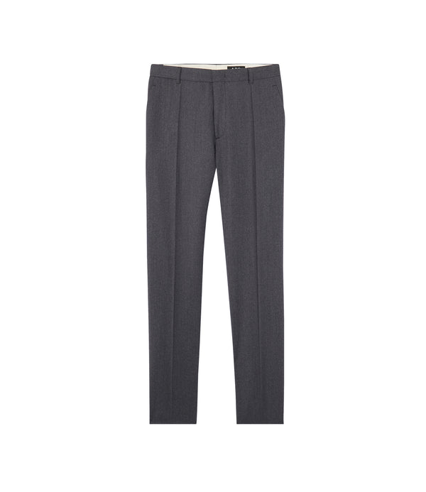 Formal pants - PLA - Heather gray