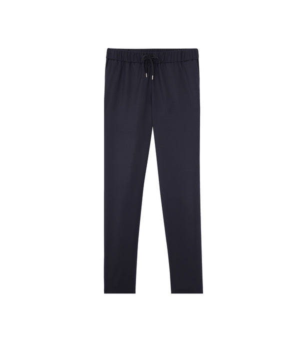 Kaplan pants - IAK - Dark navy blue