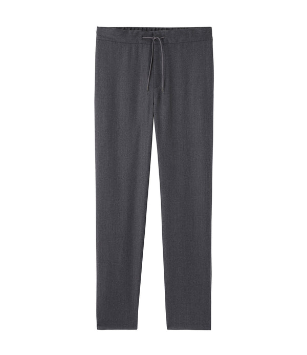 Etienne pants - PLA - Heather gray