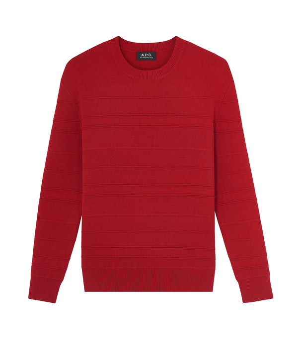 Barrow sweater - GAA - Red