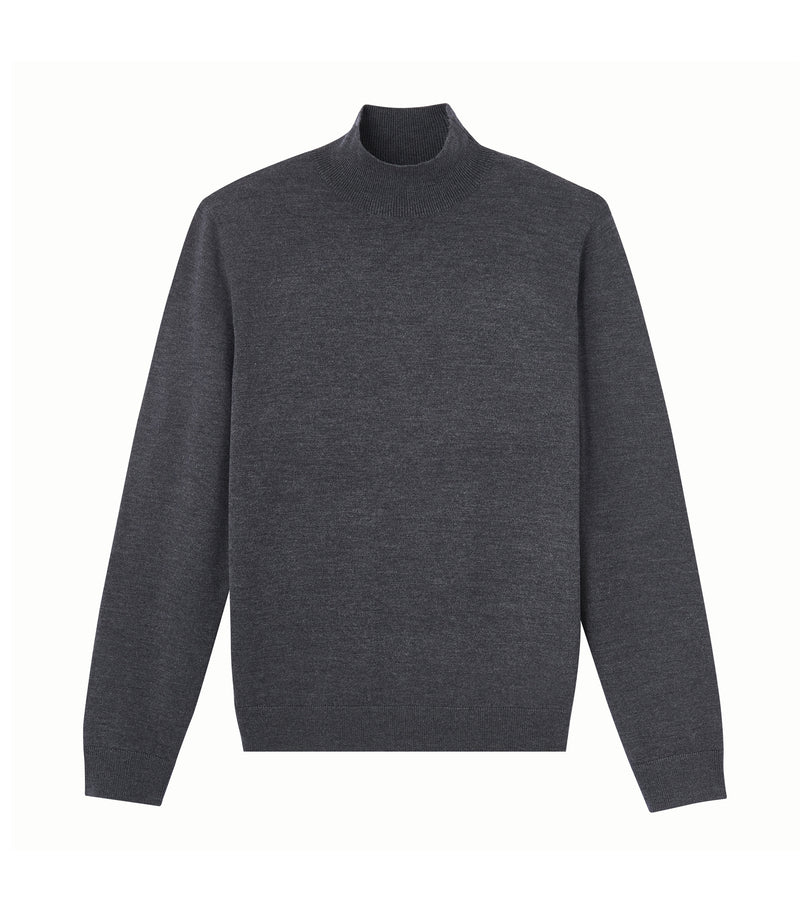 This is the Glen sweater product item. Style PLC-1 is shown.